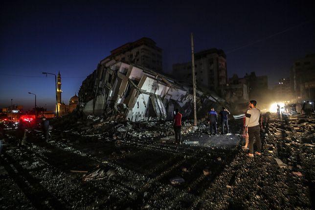 Konflikt w Strefie Gazy
