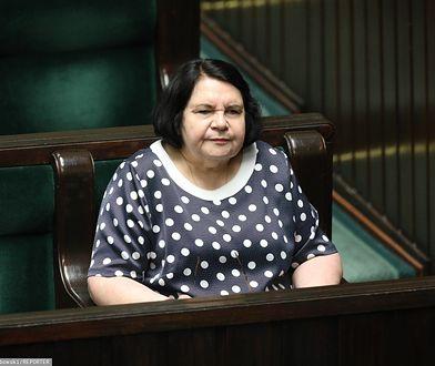 Anna Sobecka: byłam posłanką przez 22 lata! Pewnie da się żyć poza Sejmem