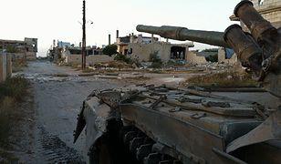 Nowa wojna w syryjskim konflikcie. Radykalni rebelianci walczą sami ze sobą