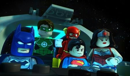 ''LEGO: Liga Sprawiedliwości – Legion Zagłady'': Nie tylko dla najmłodszych [RECENZJA DVD]