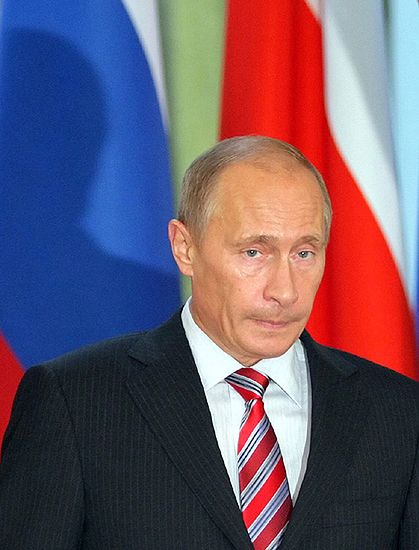 Władimir Putin pisze do Polaków