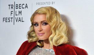 """Paris Hilton na premierze dokumentu """"The American Meme"""", która odbyła się 27 kwietnia"""