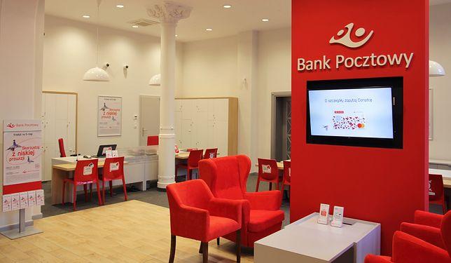 Bank Pocztowy z nową funkcją