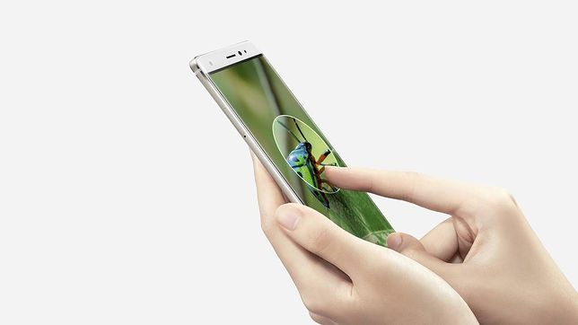 Technologia Force Touch w telefonie Mate S