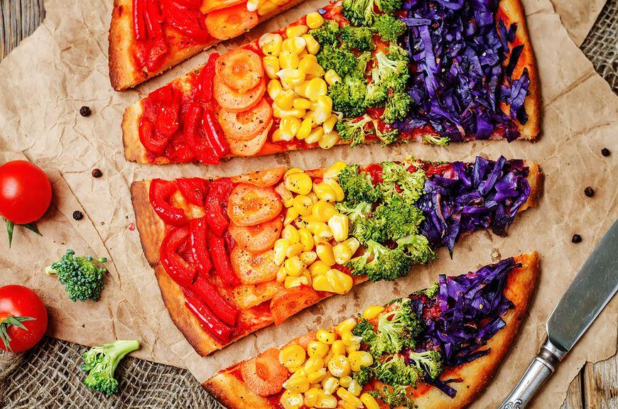 Zdrowe ciasto na pizzę