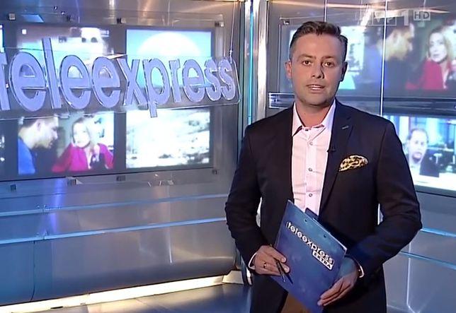 """""""Teleexpress"""": Cholewiński nie chce być drugim Orłosiem"""