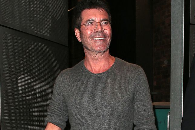 Simon Cowell mówi o odchudzaniu