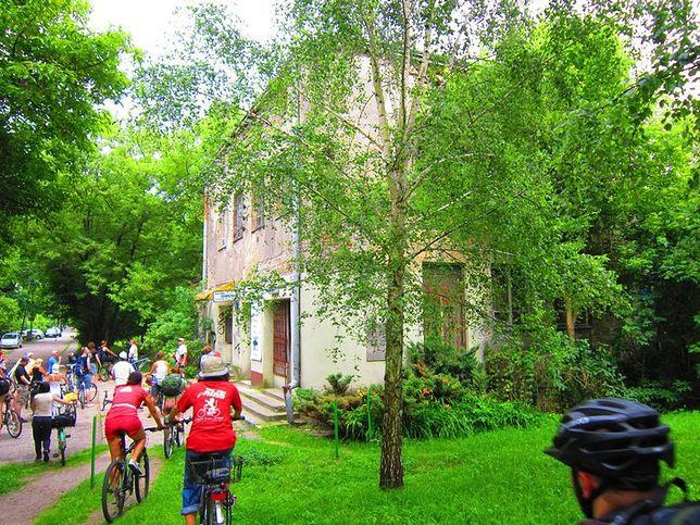 Zwiedzamy Żoliborz na rowerach