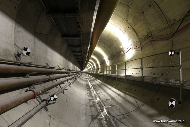 Skanowanie 3D tuneli metra [WIDEO]