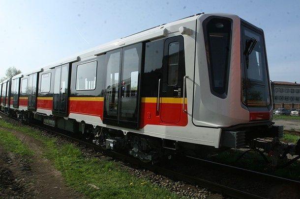 Najnowocześniejszy pociąg dla Metra Warszawskiego