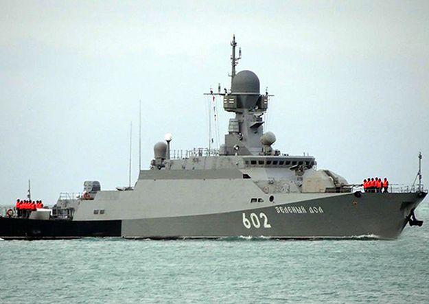 Rosja zwiększa siły u wybrzeży Syrii. Eskadra na Morzu Śródziemnym coraz większa