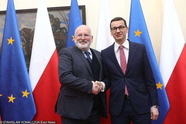 Marcin Makowski: Komisji Europejskiej nie chodzi o uzdrowienie polskich sądów. To kolejny odcinek grillowania PiS-u
