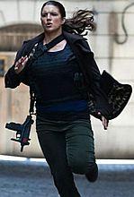 ''Wonder Woman'': Ścigana Gina Carano ma szansę na rolę główną