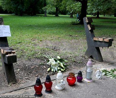 Do tragedii z udziałem półrocznej Lilianny doszło w Parku Praskim