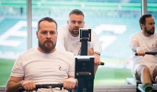Wioślarze pokonają ponad 2 tys. km. Zbiorą pieniądze dla niepełnosprawnych