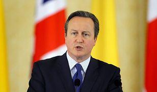 Premier Wielkiej Brytanii rozpoczął wizytę w Warszawie