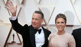 Tom Hanks i Rita Wilson zostali obywatelami Grecji. Otrzymali paszporty od premiera