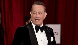 Tom Hanks zaszczepi się przeciw koronawirusowi. Chce to zrobić przed kamerami