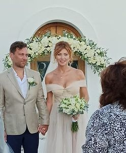 Agata Załęcka pokazała kolejne zdjęcia ślubne