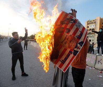 Atak USA w Bagdadzie. Premier Iraku mówi o uruchomieniu wojny na świecie