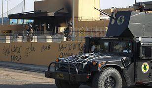 Atak USA w Bagdadzie. Amerykanie mają natychmiast opuścić Irak