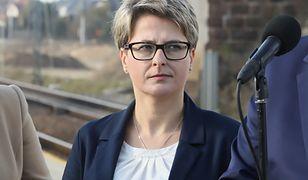 Katarzyna Lubiak pracuje z Jarosławem Kaczyńskim od 20 lat