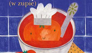 Pora na pomidora (w zupie). Czytam sobie. Poziom 1