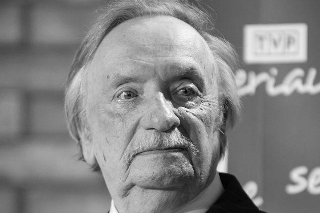 Aktor zmarł w wieku 83 lat