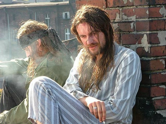 "Tomasz Kot w filmie ""Skazany na bluesa"" (2005)"