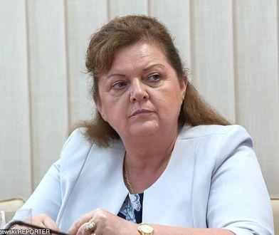 Renata Beger może dołączyć do PCh