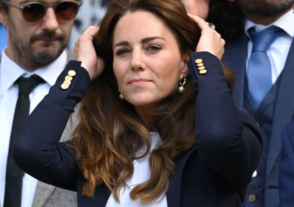 Księżna Kate łamie utarte schematy i sama odprowadza dzieci do szkoły