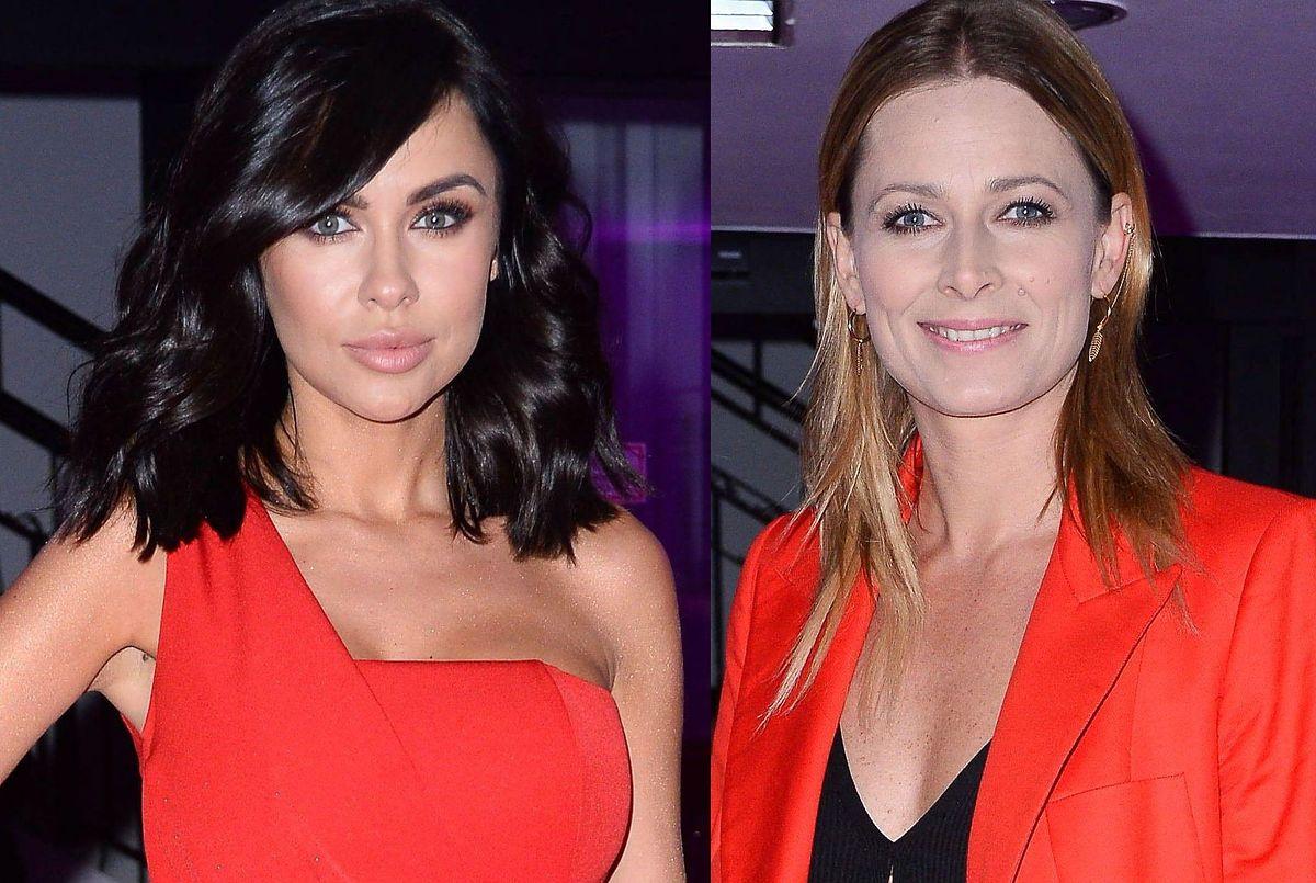 Siwiec i Moro pokochały czerwień. Która nosi lepiej ten kolor?