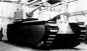 Gigantyczny francuski czołg miał ważyć 140 ton, nigdy nie wszedł do produkcji