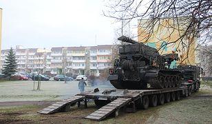 Armia ćwiczyć będzie przy osiedlu w Piekarach Śląskich do 4 kwietnia