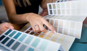 Modne kolory ścian. Barwy, które wprawiają w dobry nastrój