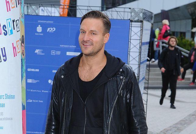 Piotr Stramowski zagłosował w wyborach parlamentarnych 2019