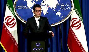 """Iran znów grozi atakiem. """"Atak na amerykańską bazę to tylko część odwetu"""""""