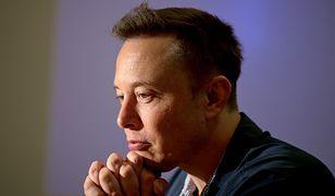 Elon Musk, szef Tesli i SpaceX