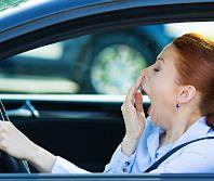 Zmęczenie kierowcy to przyczyna setek wypadków