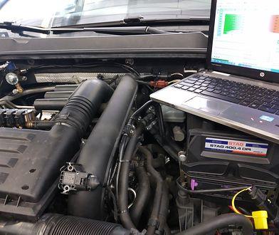 Dawniej regulacja instalacji LPG odbywała się śrubokrętem, dziś wszystkim zarządza elektronika