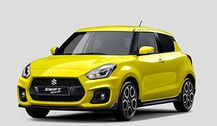Zapowiedź Suzuki Swifta Sport (2018). Nadchodzi gorący hot hatch
