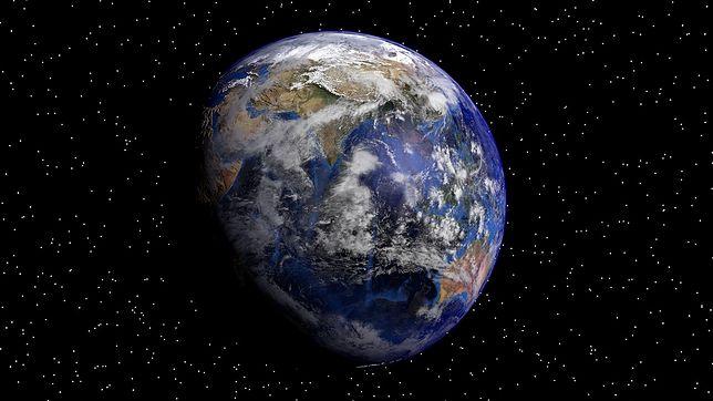 Ziemia szybko wkracza w Nowy Rok 2021