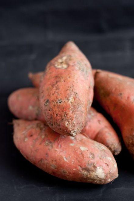 Termogeniki. Słodkie ziemniaki i zboża