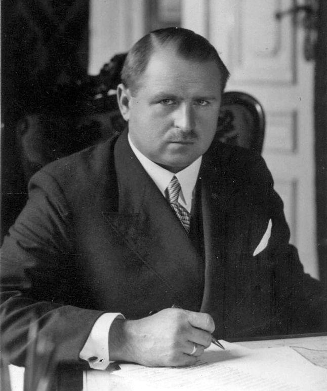 Stefan Starzyński - legendarny prezydent Warszawy