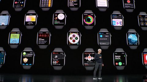 Apple Watch: smartwatch ratujący życie z zawsze włączonym ekranem