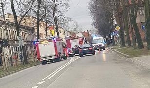 Nie żyje 10-latka potrącona na przejściu dla pieszych w Żyrardowie