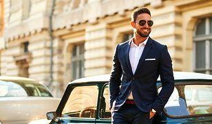 Elegancki mężczyzna musi dbać o dopasowaną koszulę