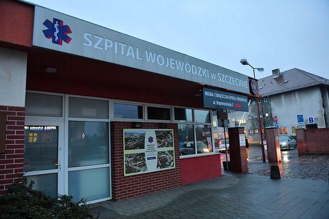 Koronawirus w Polsce. Pogorszył się stan pacjentki ze Szczecina