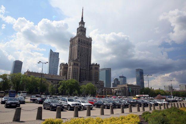 Plac Defilad w Warszawie