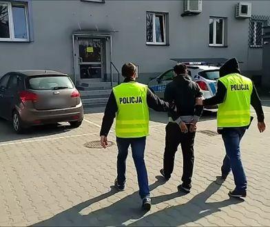 Koszyce. Napad na bank pod Krakowem. Zatrzymano sprawcę